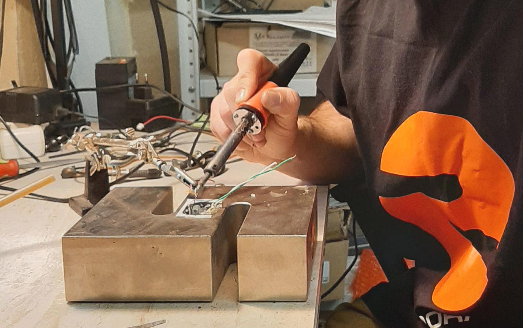 Техническое обслуживание и ремонт динамометрического оборудования в МЭД-СЕРВИС